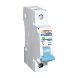 Автоматический выключатель Энергия ВА 47-29 1P 16A / Е0301-0106